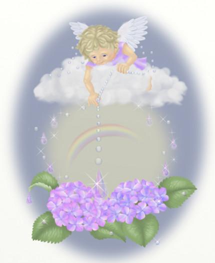 Rainbowhydrangea